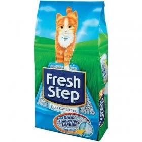 Fresh Step(тройная защита запаха)