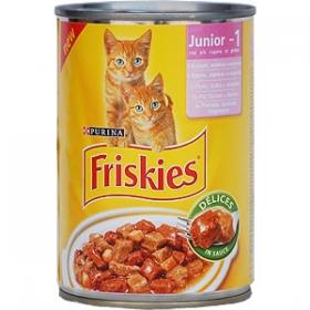 Friskies для котят 400г