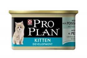 Pro Plan Kitten мусс курица/печень