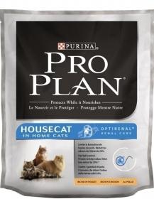 Pro Plan для низкоактивных кошек курица с рисом